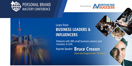 Personal Brand Mastery Conference tickets