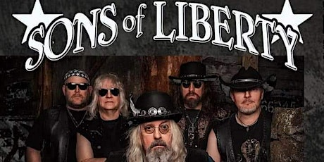 Sons Of Liberty tickets