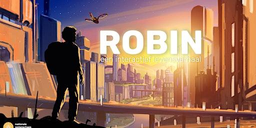 ROBIN | Film en debat