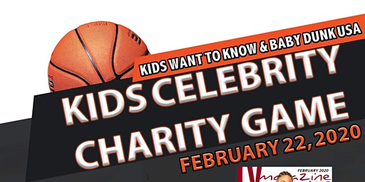 Rise Above Cancer / Kids Celebrity Game