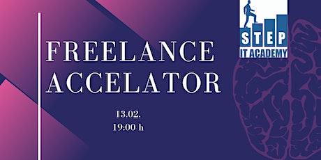 Freelance Accelator tickets