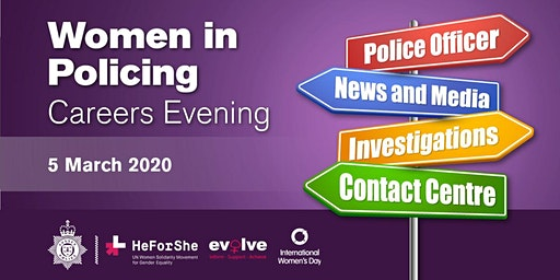 Women in Policing Careers Evening