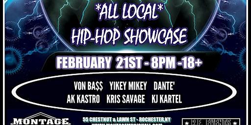 ROC - All Local Showcase VOL. 2