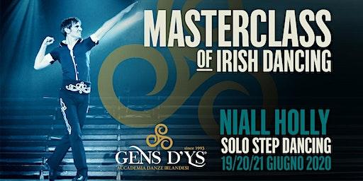 Masterclass of Irish Dancing