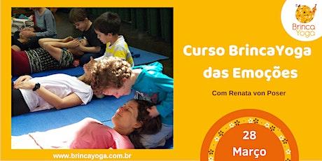 Curso BrincaYoga das Emoções março/2020 (SP) ingressos