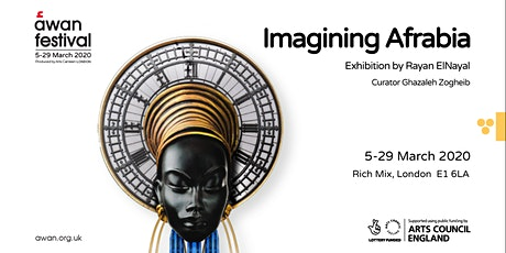 Imagining Afrabia - AWAN Exhibition tickets