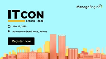 ManageEngine ITCON - Greece