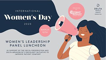 International Women's Day: Women's Leadership Luncheon
