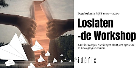 Loslaten - de Workshop tickets