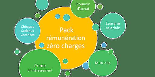 Pack rémunération zéro charges