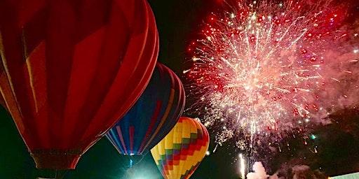 Fredericksburg Hot Air Balloon Festival