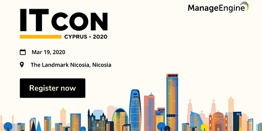 ManageEngine ITCON - Cyprus