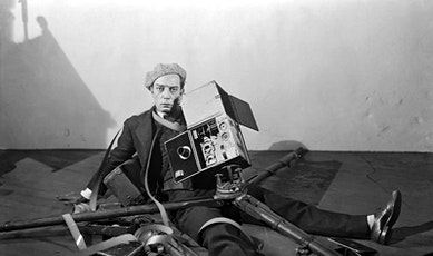 The Cameraman with live accompaniment by the Meg Morley Trio tickets