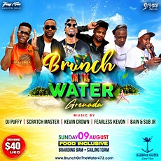 BRUNCH ON THE WATER (Grenada) tickets