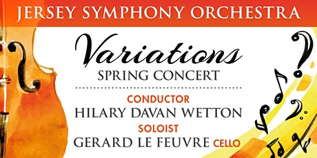 Jersey Symphony Orchestra - Spring Concert tickets