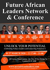 Future African Leaders Network and Conference tickets