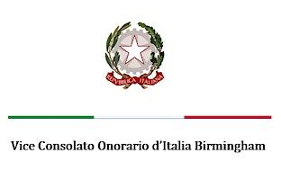 La comunita' di Birmingham incontra il Console Diego Solinas del Consolato Generale di Londra