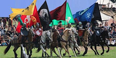 Spectacle médiéval - La bataille pour le trône billets