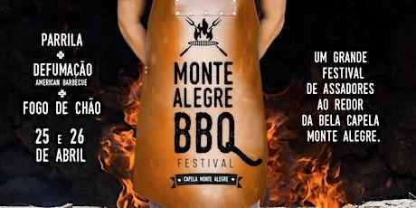 Monte Alegre BBQ Festival ingressos