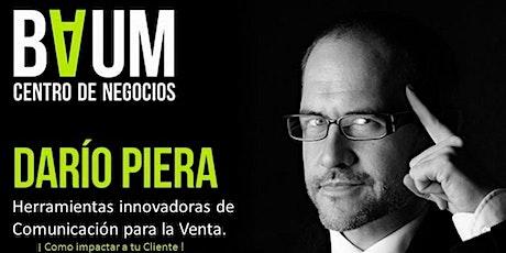 Curso Herramientas Innovadoras de Comunicación para la Venta. IMPACTA ! tickets
