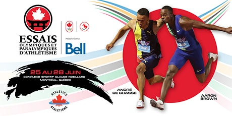 Essais olympiques et paralympiques canadiens d'athlétisme 2020 / 2020 Canadian Olympic & Paralympic Track and Field Trials billets