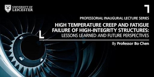 Inaugural Lecture - Professor Bo Chen