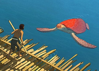 The Red Turtle – Outdoor screening tickets