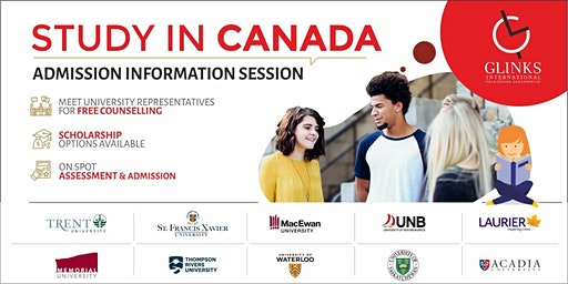 Study in Canada - Info & Application Session