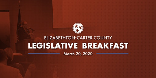 2020 Elizabethton-Carter County Legislative Breakfast
