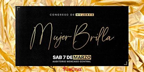 Congreso Mujer Brilla 2020 entradas