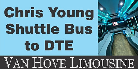 Chris Young Shuttle Bus to DTE from O'Halloran's / Orleans Mt. Clemens tickets