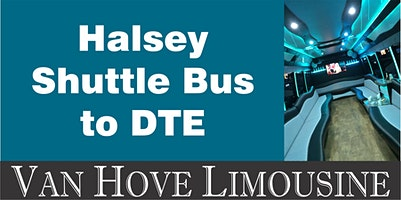 Halsey Shuttle Bus to DTE from Hamlin Pub 25 Mile & Van Dyke