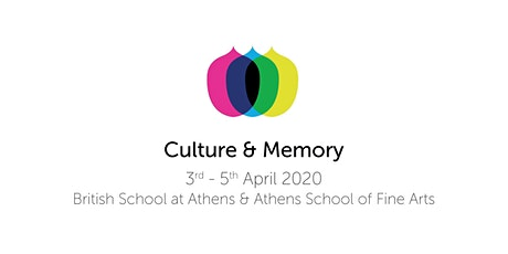 Culture & Memory tickets