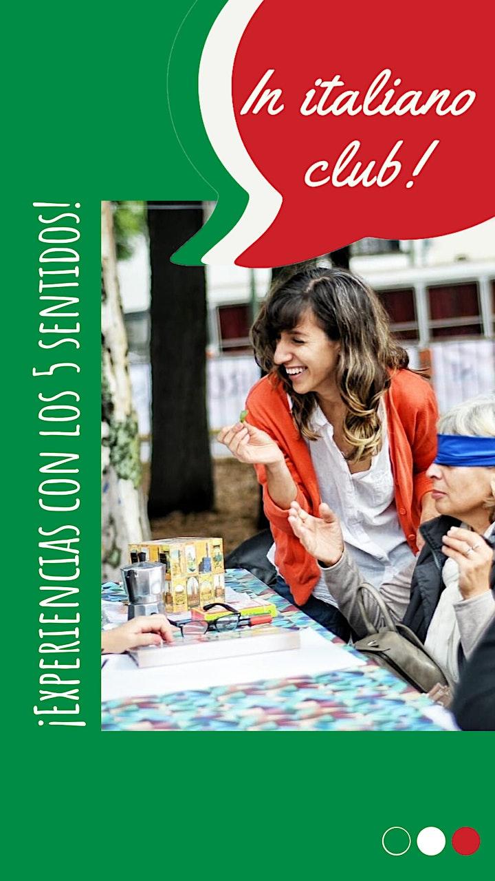 Imagen de ¡Un viaje a Italia a través de los 5 sentidos!