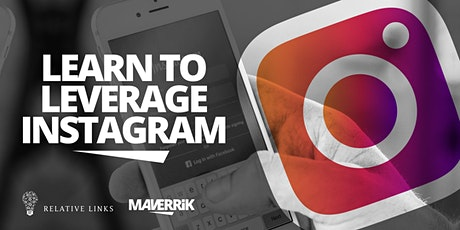 Learn to Leverage Instagram - LONDON - business growth on Instagram tickets