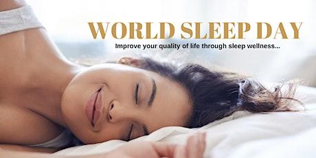World Sleep Day 2020 tickets
