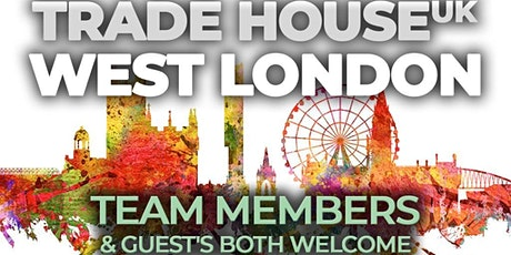 Forex & Crypto TRADEHOUSE- West London tickets