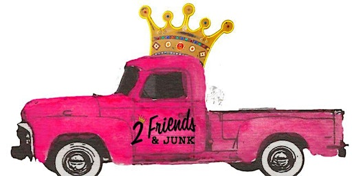 2 Friends & JUNK - Shop Springfield Early Event