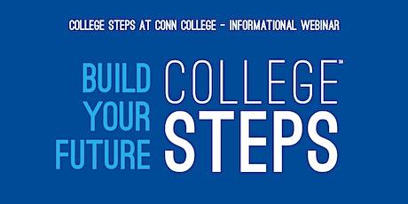 Conn College | Informational Webinar tickets