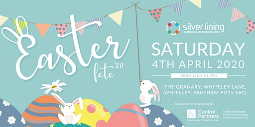 Silver Lining's Easter Fete