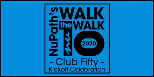 Walk the Walk Kickoff Celebration
