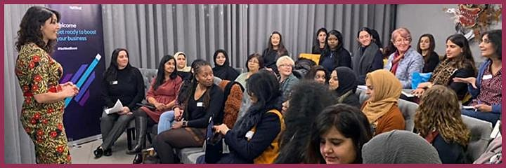 Birmingham Samosa Saturday - Connecting Professional Women 7th March image