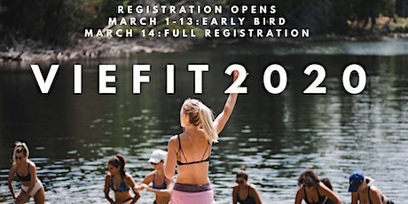 VIEFIT FITNESS RETREAT Sponsored by Lole. tickets