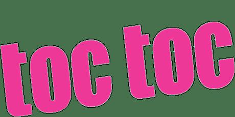 """"""" Toc...Toc""""  - La commedia dei DOC (disturbo ossessivo compulsivo) biglietti"""