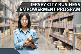 Jersey City Business Empowerment Program: Business Plan Writing tickets