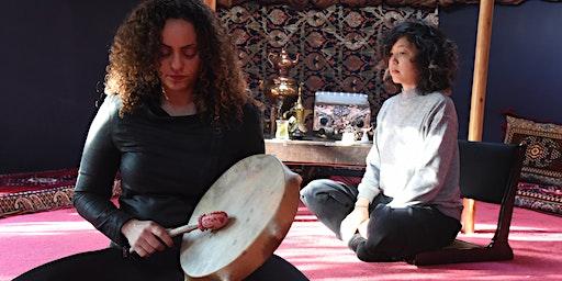 """""""3h de bien-être spécial femmes """" Yoga, méditation et cercle de femmes"""