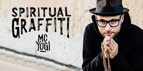 MC YOGI  LIVE  Friday Night    Saturday Yoga Workshop and Story telling tickets