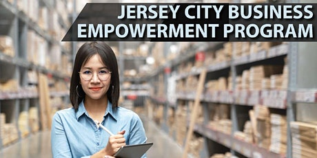 Jersey City Business Empowerment Program : Financial Planning tickets