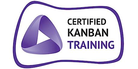 Certified Kanban System Design - KMP I tickets