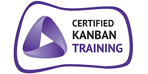 Certified Kanban System Design - KMP I